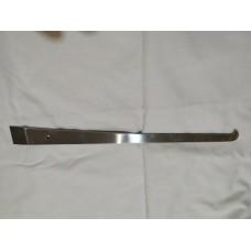 Стамеска с крючком (нержавеющий металл )