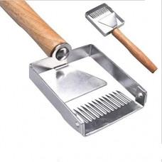 Вилка скрейпер для распечатки сотов (нержавеющий металл )