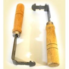 Стамеска для чистки прополиса (нержавеющий металл )