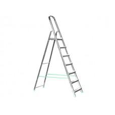 Лестница-стремянка алюм. 140 см 7 ступ., 6,21 кг iTOSS Eurostyl (1917)