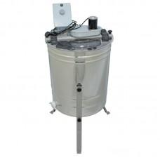 Медогонка 4-рамочная электрическая эконом линия Ø600мм, блок питания 230V W224B_NEW