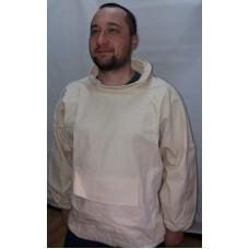 Куртка пчеловода защитная с кольцом