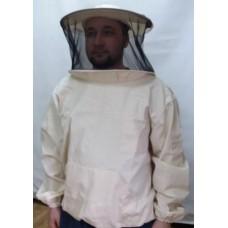 Куртка пчеловода защитная со шляпой