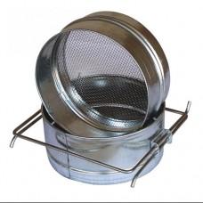 Фильтр для меда  200 мм нержавеющая сталь