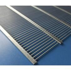 Разделительная решетка - металлическая, горизонтальная, Дадант 4001
