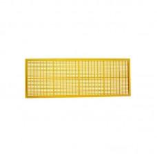 Решетка для пыльцеуловителя широкая прямоугольная ячейка