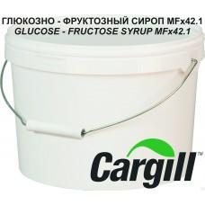 """Глюкозно-фруктозный сироп MFx42.1 """"Каргилл"""". Вес 14 кг."""