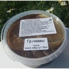 """Мёд гречишный """"Шчыры пчаляр""""™в ведерке 700 гр."""