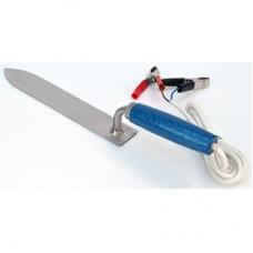 Нож пчеловодный с электроподогревом.