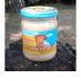 """Мёд натуральный полевой """"Шчыры пчаляр""""™ в стеклобанке 600 гр."""