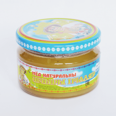 "Мёд луговой ""Шчыры пчаляр""™ 250 гр."