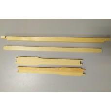 """Рамки для ульев """"Рут"""", 435х230мм СТАНДАРТ, не сбитая, без отверстий."""